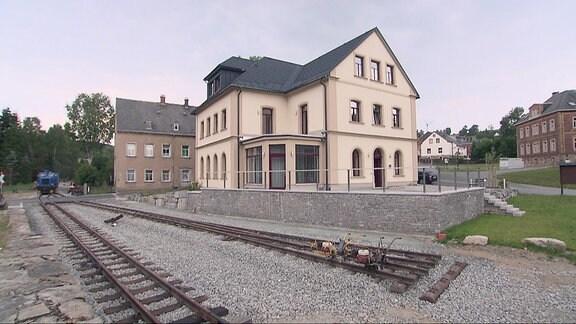 Die Preßnitztalbahn - Wie aus Dampf und Tradition die Zukunft entsteht