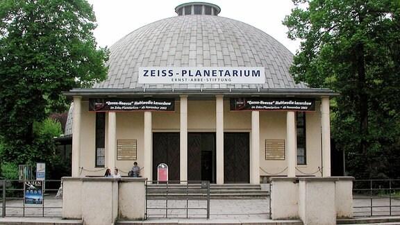 Carl-Zeiss-Planetarium Jena