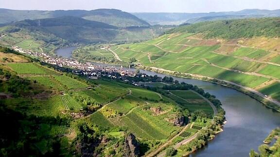 Von Trier nach Koblenz