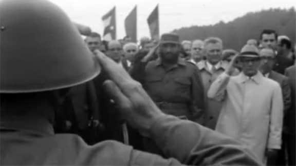 Honecker und Castro