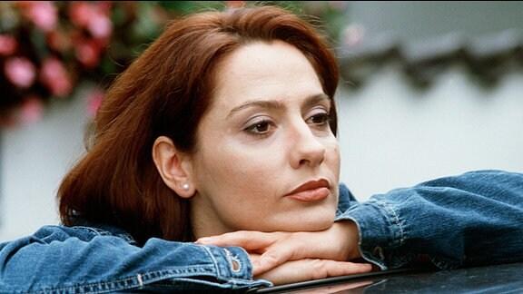 MDR Fernsehen AM ANFANG WAR DER SEITENSPRUNG, am Montag (06.10.14) um 12:30 Uhr. Annabelle Schrader (Simone Thomalla) steht vor den schwierigsten Entscheidungen ihres Lebens.