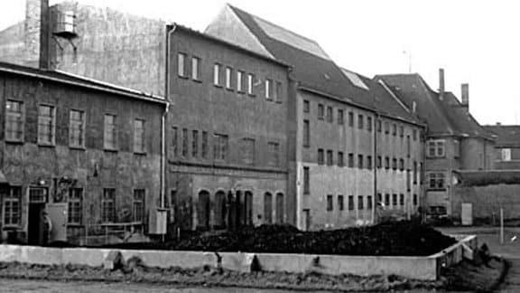 Jugendwerkhof Torgau (historische Aufnahme)