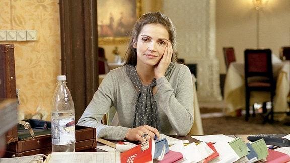 Rebecca Immanuel als Ulrike Stechlin
