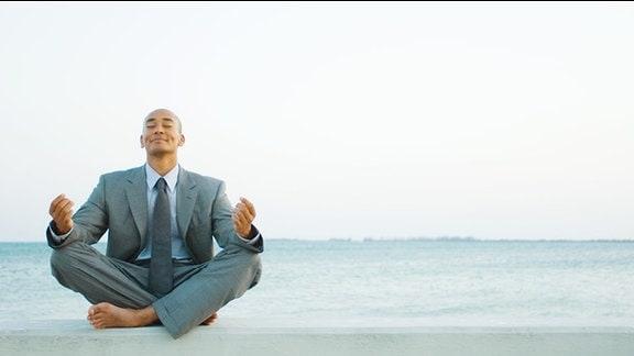 Yoga Entspannung - gegen Stress