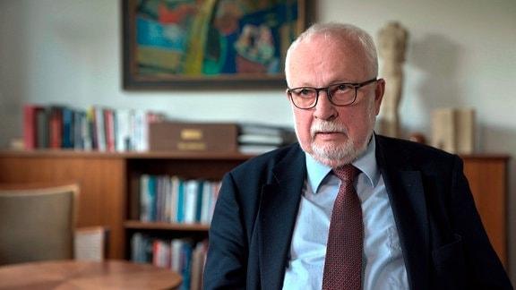 Lothar de Maizière – DDR Ministerpräsident 1990