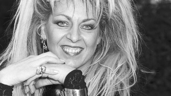 Tamara Danz, 1991