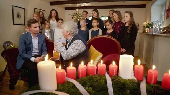 Die Geschichte eines Weihnachtsliedes