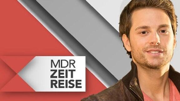 "Mirko Drotschmann, Moderator der Sendung ""MDR Zeitreise"""