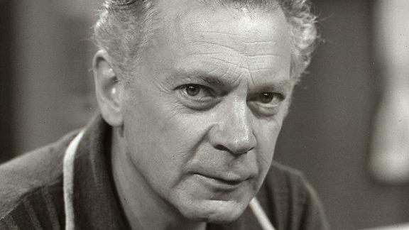 Rolf Herricht in einer Aufnahme von 1980