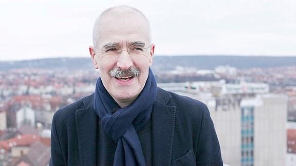 Sergej Lochthofen war einst Chefredakteur der Thüringer Allgemeinen Zeitung.