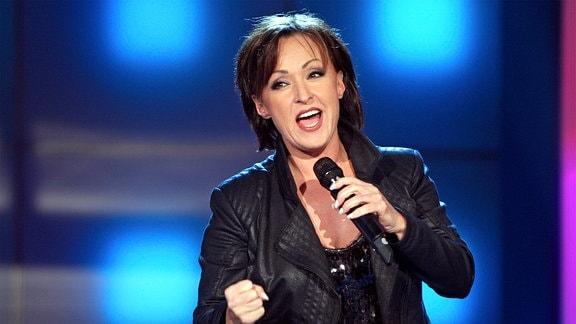 Sängerin Ute Freudenberg