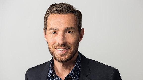 Moderator Sven Voss