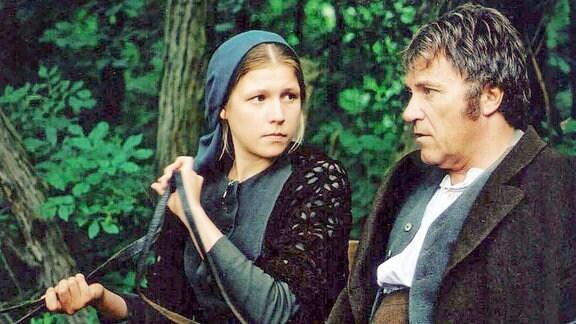 Martin Miller (Wolfram Berger), Vreni Miller (Franziska Weisz).