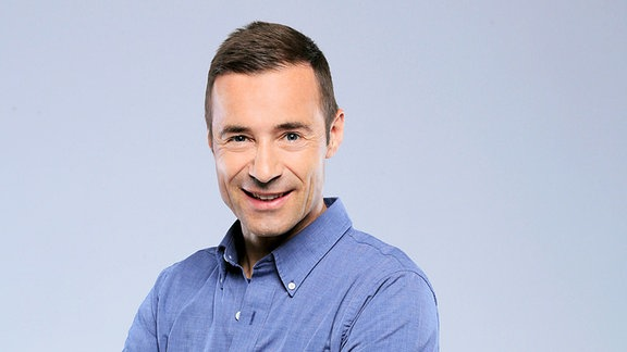 Moderator Kai Pflaume.