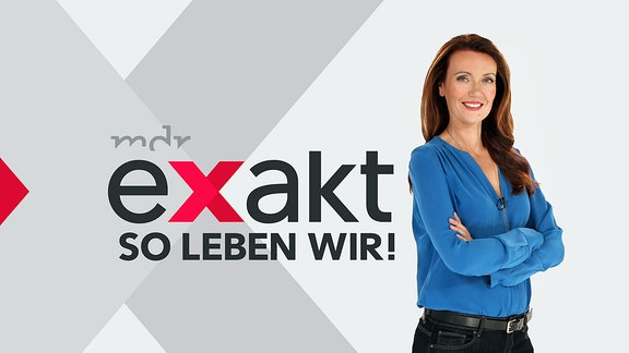 Moderatorin Annett Glatz