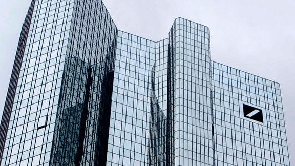 Hauptgebäude der Deutschen Bank in Frankfurt am Main