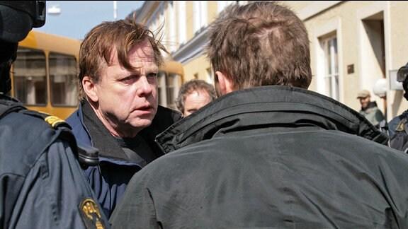 Kurt Wallander (Krister Henriksson)