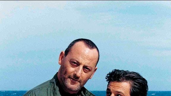 Korse Ange Leoni (Jean Reno, l.) und der Pariser Privatdetektiv Remi (Christian Clavier).
