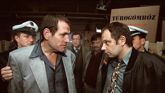Lindner und Hoffmann werden festgenommen