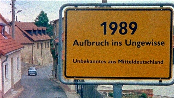 1989 - Aufbruch ins Ungewisse