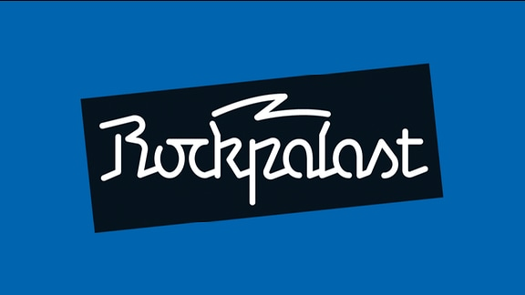 "Logo der Sendung ""Rockpalast""."
