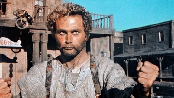 Franco Nero als Revolverheld Zwiebel-Jack