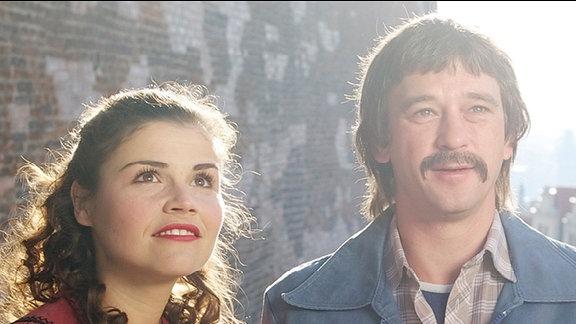Elke Richter (Katharina Wackernagel) und Gregor Pohl (Peter Schneider)
