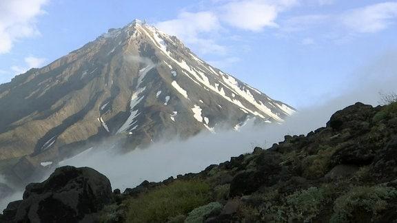 Screenshot aus Zu den Vulkanen von Kamtschatka - Biwak nonstop