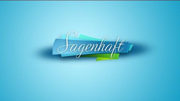 """Logo """"Sagenhaft"""""""