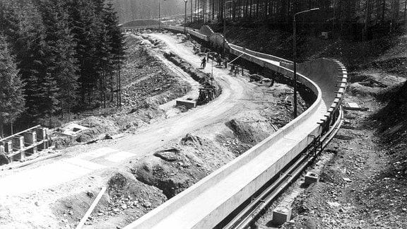 Mielkes Traum - Die Bobbahn Altenberg
