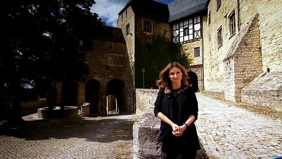 Kim Fisher entdeckt Schloss Neuenburg