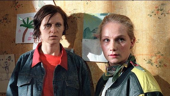 Evelin Friedau und Gundula Köster.