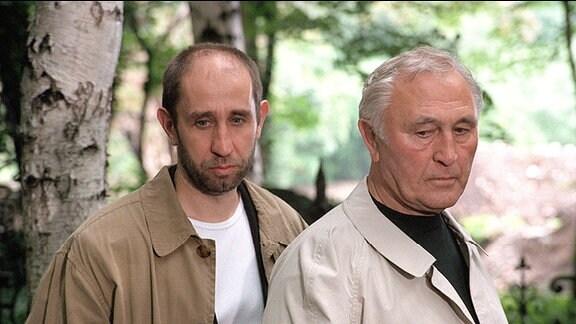 Lindemann und Kommissar Beck