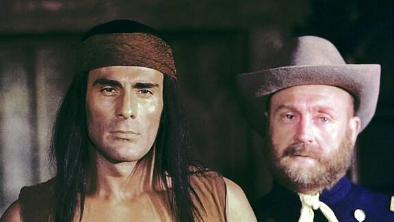 Apachen-Häuptling Ulzana