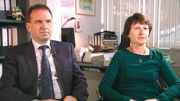 Dieter und Katharina Althaus