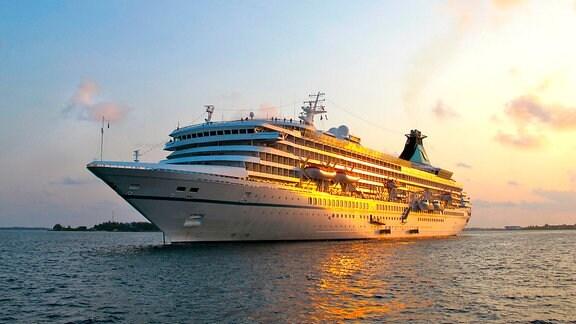 """Die """"Grand Lady"""" bricht zu einer traumhaften Kreuzfahrt rund um Südamerika auf"""
