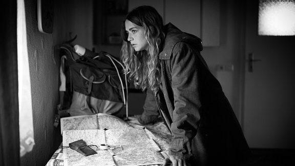 """Szene aus dem  Kurzfilm """"Ballade vom Aufbruch"""" (Deutschland 2014)"""
