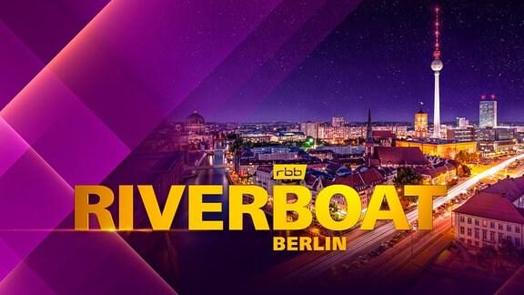 Riverboat Logo Berlin