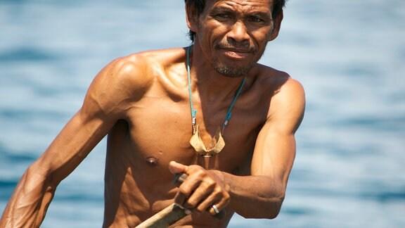 Sulbin - der beste Freitaucher der Sama Dilaut.