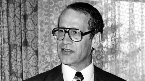 HVA-Chef Markus Wolf – eine Legende in der Welt der Spionage.