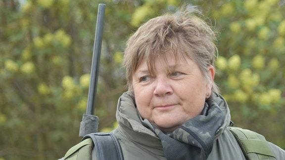 24 Jahre lang war Gabriela Rost als Kirchenälteste aktiv in Lichtentanne in Thüringen.