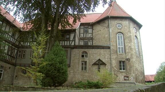 Außenansicht Kloster Anrode