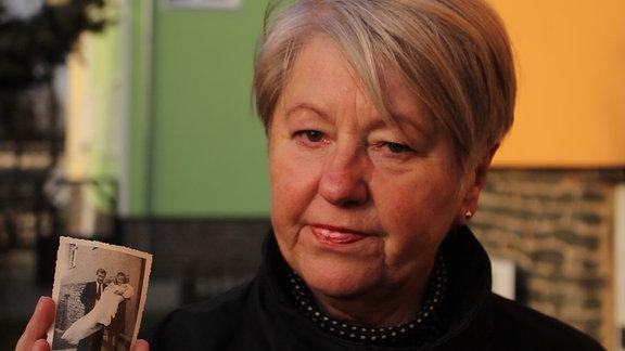 Christine Waschwill sucht ihren Vater Iwan