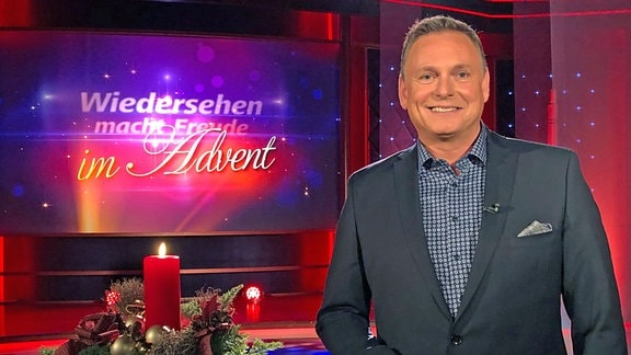 Axel Bulthaupt präsentiert Perlen der MDR-Unterhaltung