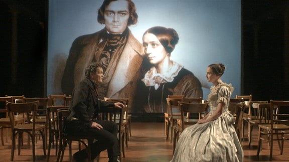 Clara Schumann (Jana Klinge), Victor Tremmel