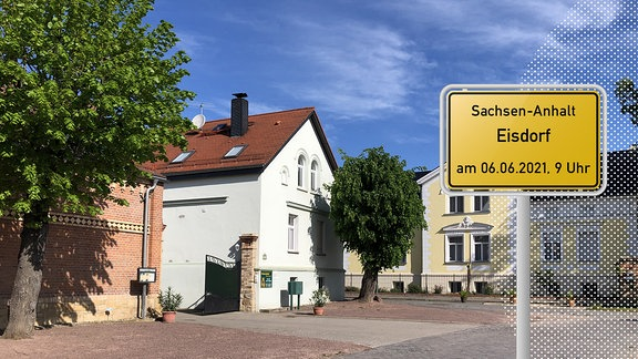 Eisdorf ist ein 1100-Einwohner-Dorf im Salzakreis und gehört zu Teutschenthal.