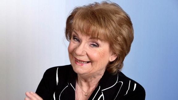 Schauspielerin Ingeborg Krabbe