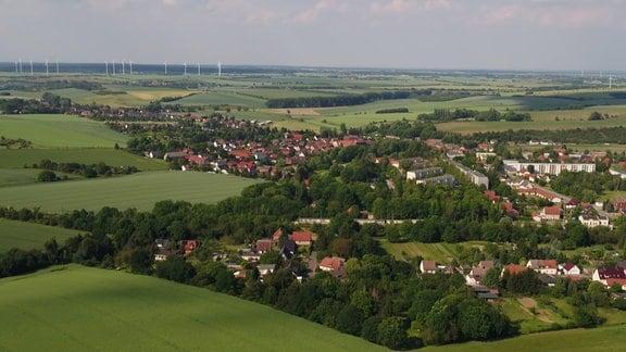 Mit seinen gut 1700 Einwohnern ist Wefensleben im Landkreis Börde ein recht großes Dorf.