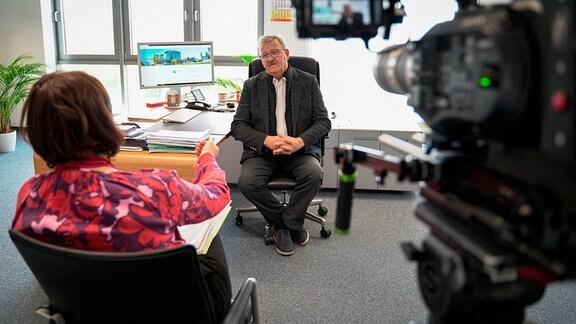 Interview mit Dr. Holger Födisch