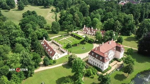 Der Fürst-Pückler-Park Bad Muskau